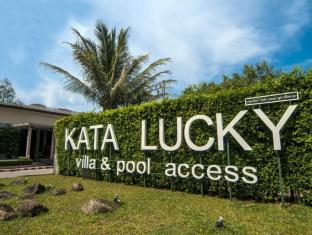 Kata Lucky Villa & Pool Access Пукет - Вход