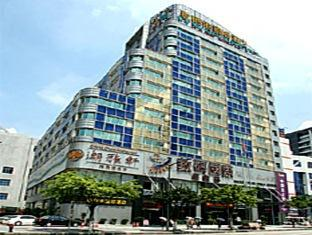 軟銀數碼港酒店 廣州 - 酒店外觀
