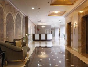 Milan Hotel Moscou - Interior de l'hotel