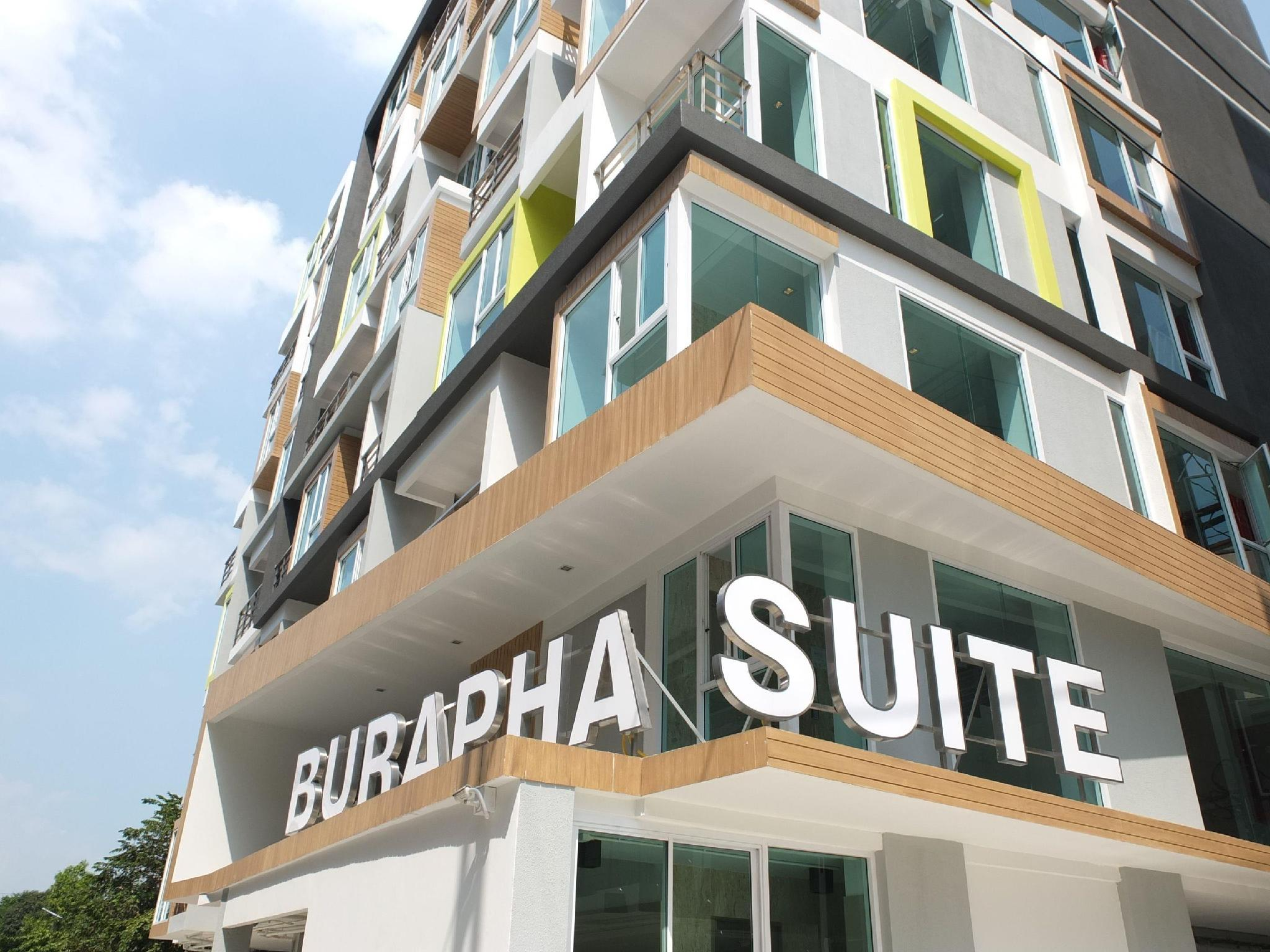 Burapha Suite,บูรพา สวีท