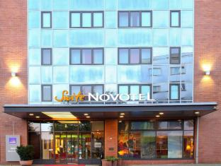 Novotel Suites Berlin City Potsdamer Platz Berlin - Entrance