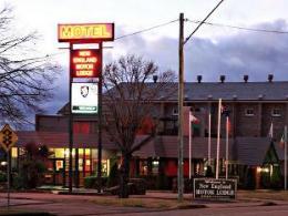 New England Motor Lodge