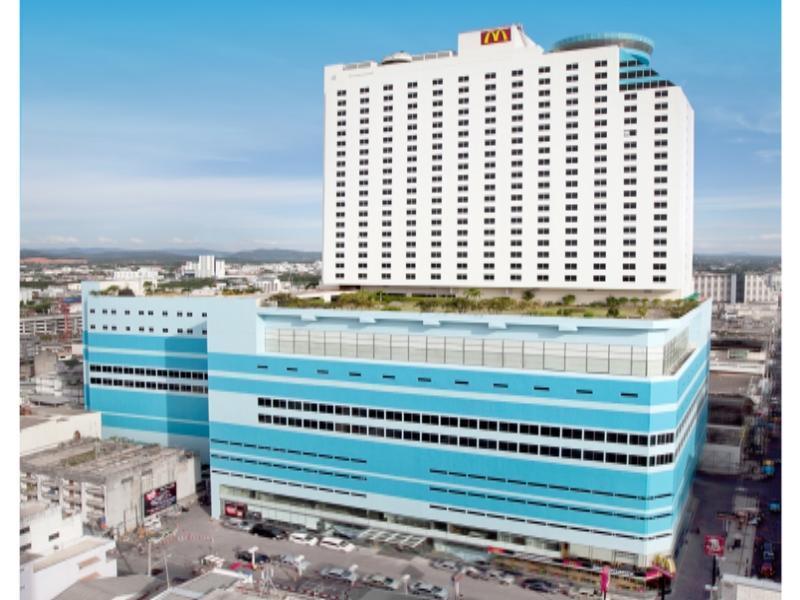 Garden Plaza Hotel qo8jasmmv1ptdpwhhcom