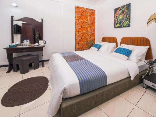 Central Boutique Inn hotel accepts paypal in Male City and Airport
