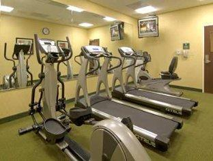 Homewood Suites by Hilton Tampa Hotel Tampa (FL) - Fitness Room