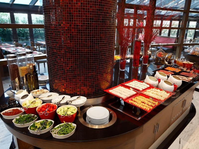 أفضل فندق في إسطنبول  Surmeli Istanbul Hotel