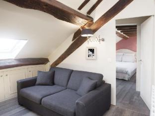 Luxury One Bedroom Le Marais / Pompidou 1
