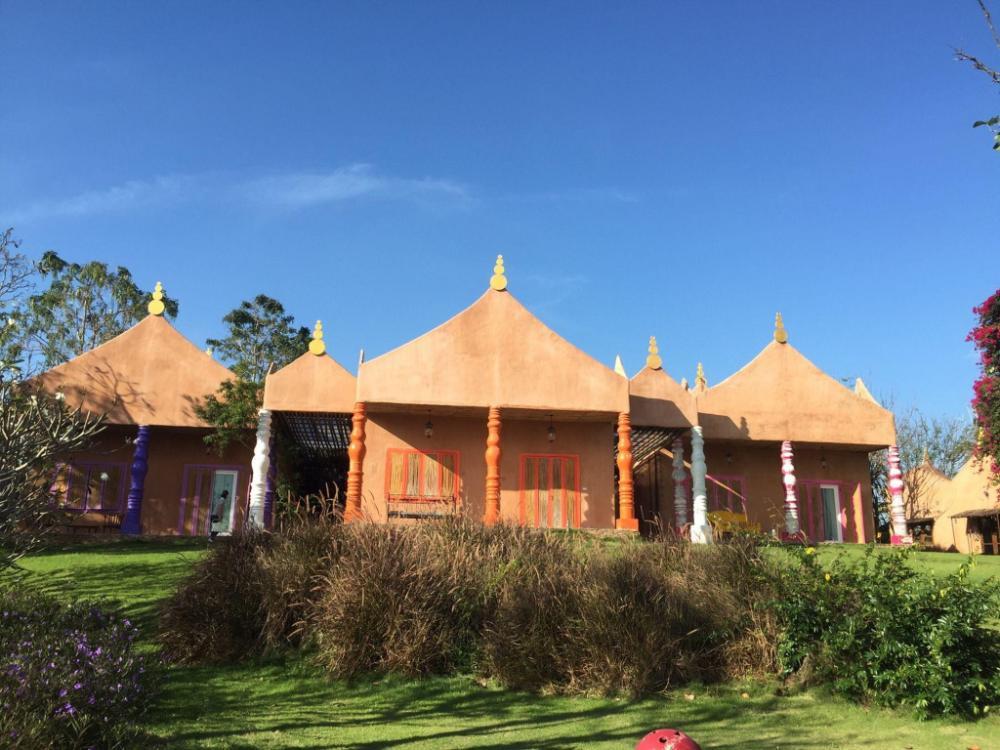 Baannommaew Retreat Kanchanaburi