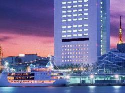 Bayside Hotel Azur Takeshiba Tokyo