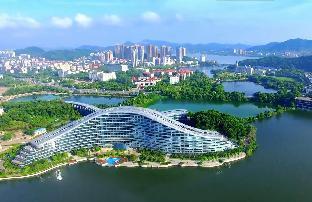 Tonino Lamborghini Lakeside Hotel Huangshi
