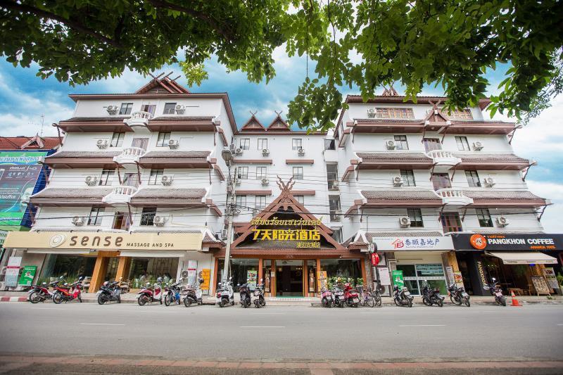 เชียงร้อย เซเว่นเดย์ อินน์ - Chiang Roi 7 Days Inn