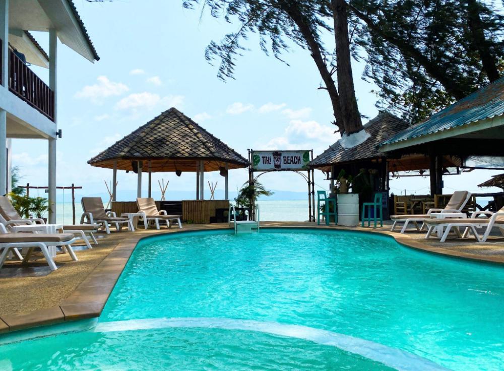 Tiki Beach Koh Phangan