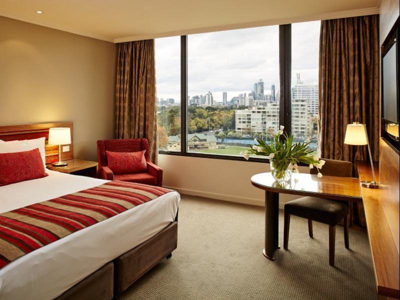 メルボルン パークビュー ホテル