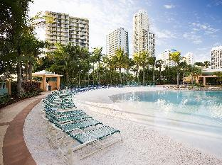Hotell Mantra Crown Towers Resort Apartments  i Gold Coast, Australien