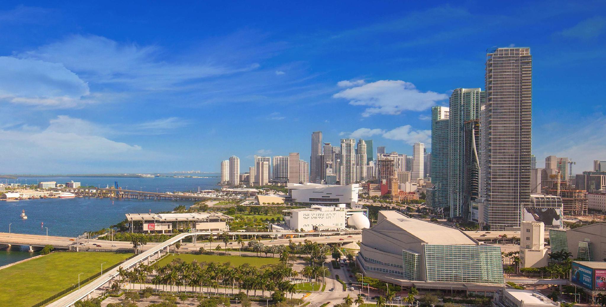 Hilton Miami Downtown Hotel image