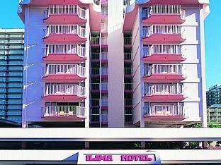 イリマ ホテル1