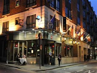 Drury Court Hotel Dublino - Pub/Lounge