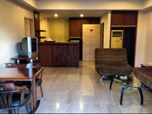 Leelawadee Lagoon Resort Pattaya - 1 Bedroom Suite - Living Area