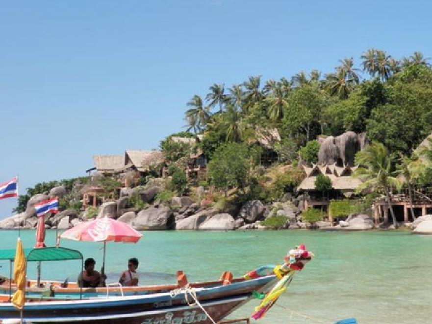 โรงแรมเกาะเต่า คาบาน่า
