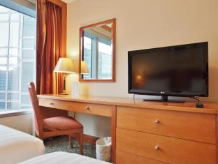 Harbour Plaza North Point Hotel הונג קונג - חדר שינה