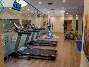 Howard Johnson Plaza Florida Hotel Buenos Aires - Fitnessrum
