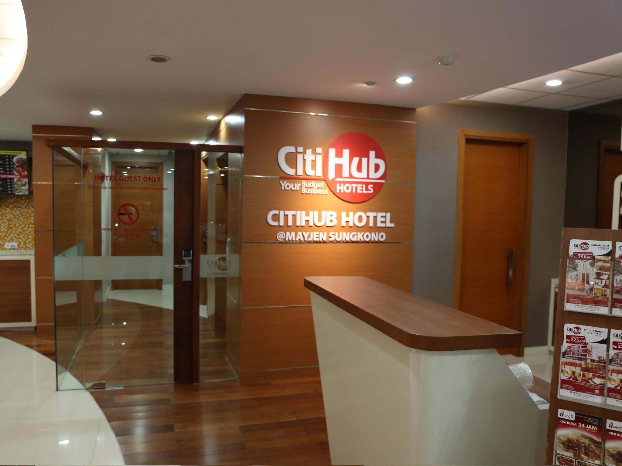 Citihub Hotel @Mayjen Surabaya Indonesia