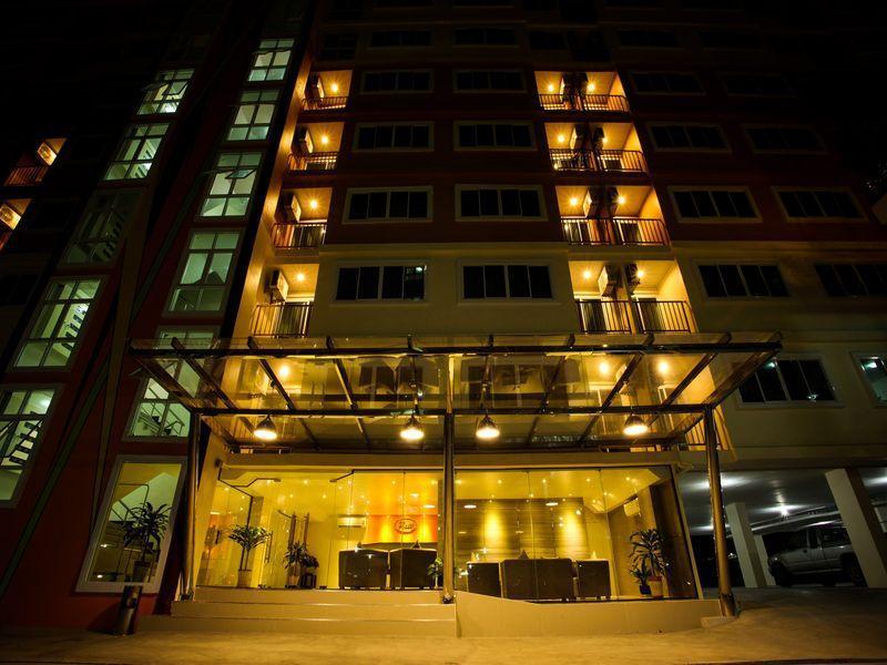 帕特服务式公寓,ภัทร เซอร์วิส อพาร์ทเม้นท์