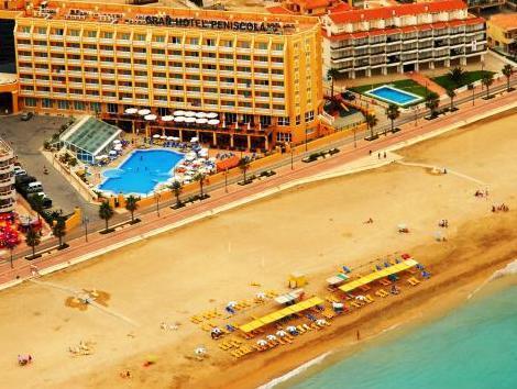 Gran Hotel Peniscola Peniscola Spain