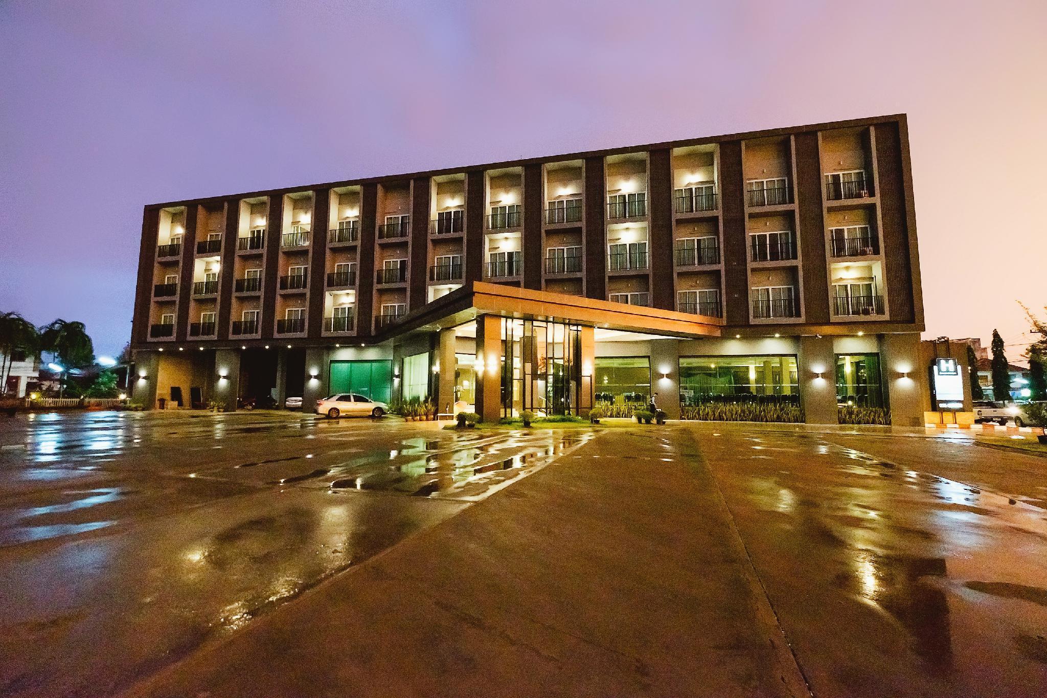 Hansanan Hotel,หรรษนันท์ โฮเต็ล