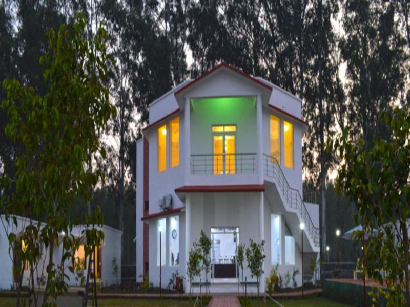 Corbett Holiday Forest Resort - Corbett