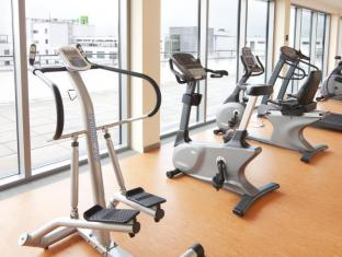 Holiday Inn Berlin Airport Conference Centre Berlim - Sala de Fitness