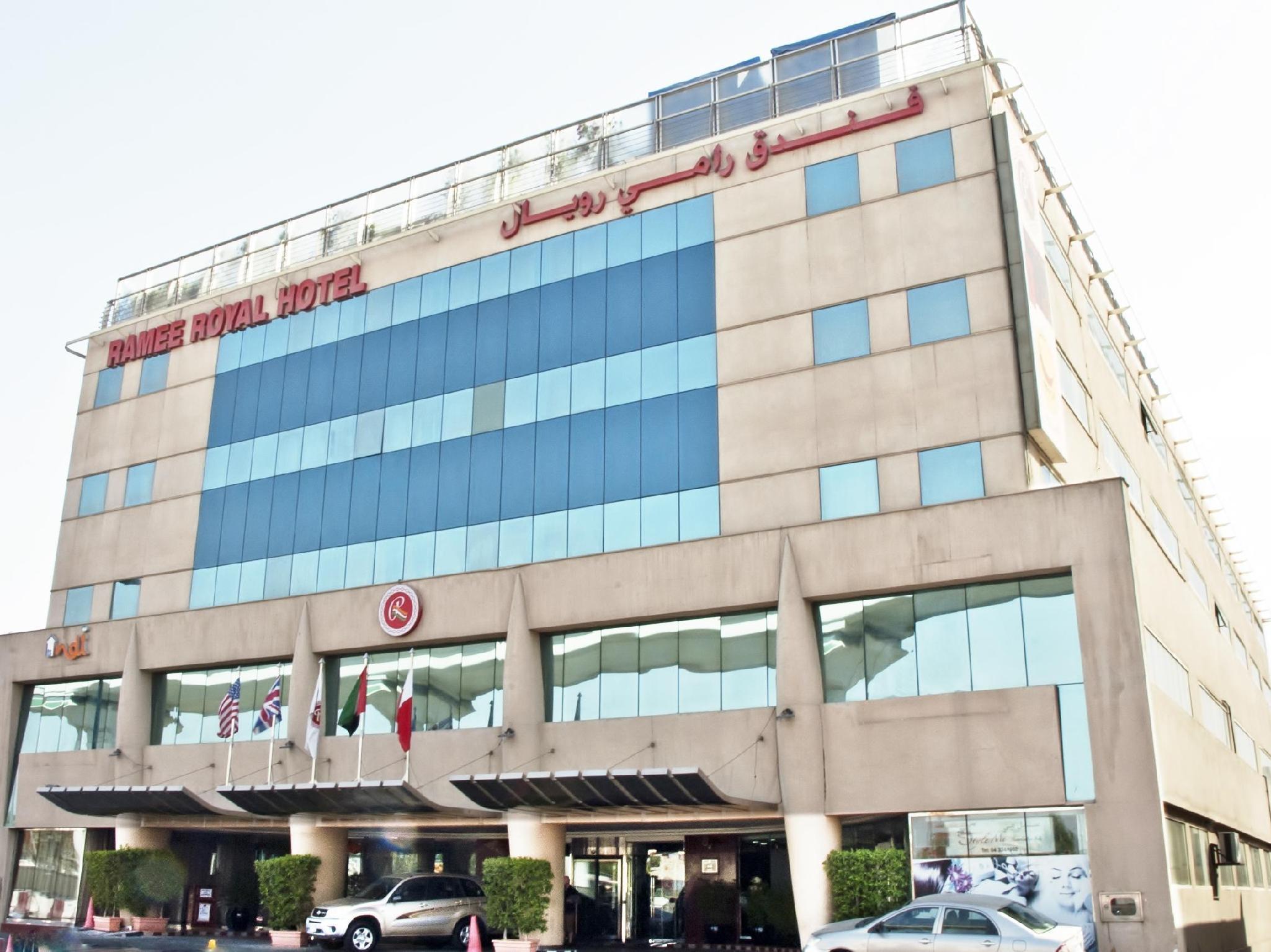 Ramee royal hotel bur dubai dubai united arab emirates for Dubai hotel name
