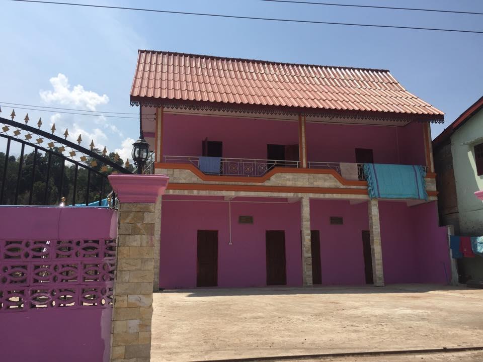 Sengsouk guesthouse ban tha heua vang vieng laos for Domon guesthouse vang vieng