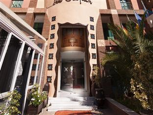 Le Caspien Hotel Marrakesh - Hotel exterieur