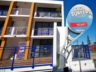 Club Surfers Hotel Gold Coast - Exterior