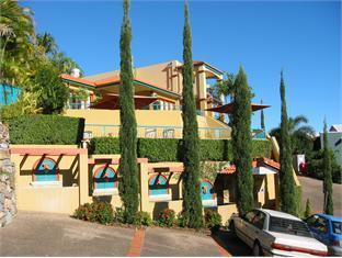 Toscana Village Resort Whitsundays - Front Exterior
