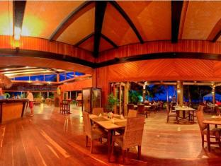 Uprising Beach Resort Pacific Harbour - Restaurant