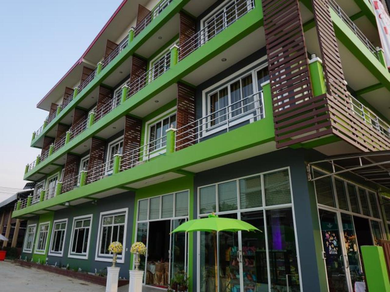 กรีน วิว เพลส (Green View Place)