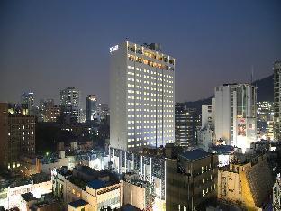 韓国ソウルのウォシュレット付き、ソラリア西鉄ホテル