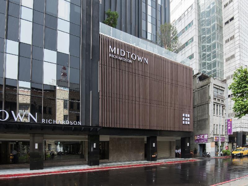 (西門町住宿推薦)德立莊酒店Hotel Midtown Richardson 豪華 ...