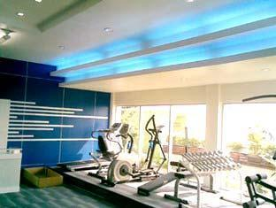 Grande Ville Hotel Bangkok - Salle de fitness