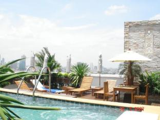 Grande Ville Hotel Banguecoque - Banheira de Hidromassagem