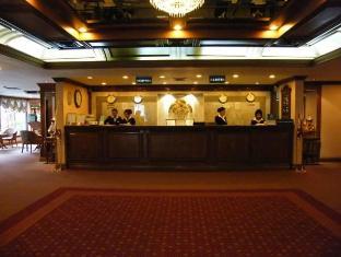 Grande Ville Hotel Banguecoque - Recepção