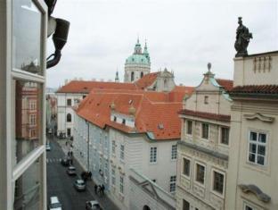 Santini Residence Praga - Exterior del hotel