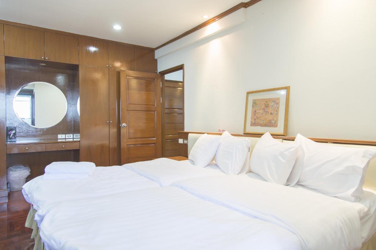 แบงค็อก ทราเวลเลอร์ส ลอดจ์ (Bangkok Travelers Lodge)