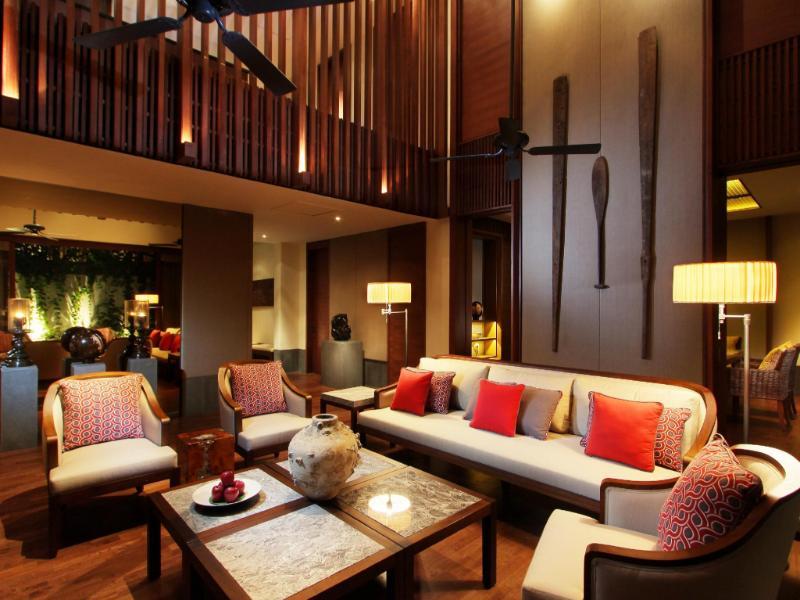 أفضل فندق في بالي اندونيسا @@ The Villas at Fairmont Sanur Beach Bali