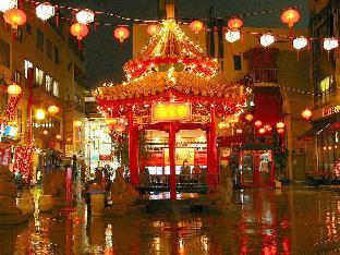 神户TOR ROAD饭店-山乐 image