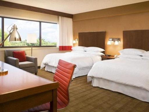 Four Points by Sheraton Scranton hotel accepts paypal in Scranton (PA)