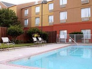 Fairfield Inn Vicksburg Hotel Vicksburg (MS) - Swimming Pool
