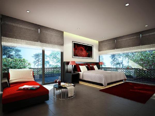 泰国普吉岛亭阁套房(The Pavilions, Suites) 泰国旅游 第3张
